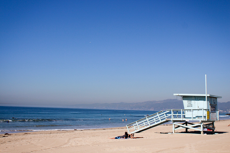 Voyage Los Angeles