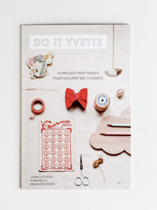 Livre Do it Yvette