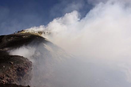 Excursion Volcan Etna Sicile