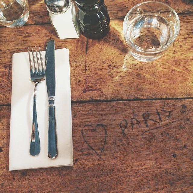 ♡ Paris