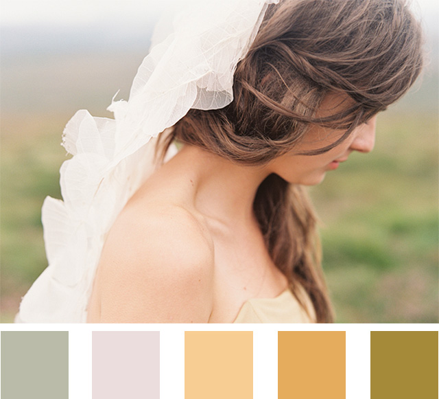 Palettes d'automne