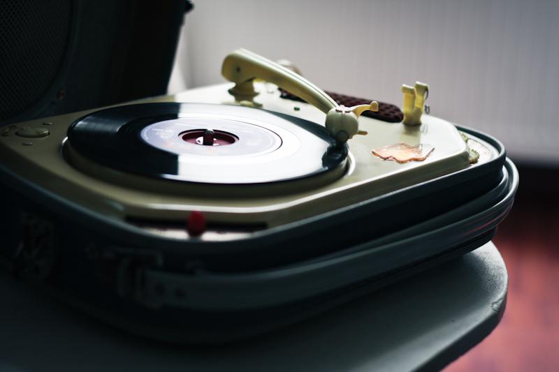 Teppaz oscar morning by foley - Lecteur disque vinyl ...